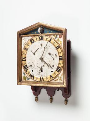 Logo Ausstellung Gastspiel: Astronomisch-kalendarische Wanduhr