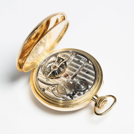 Logo The era of the watch – the Oscar Schwank Collection