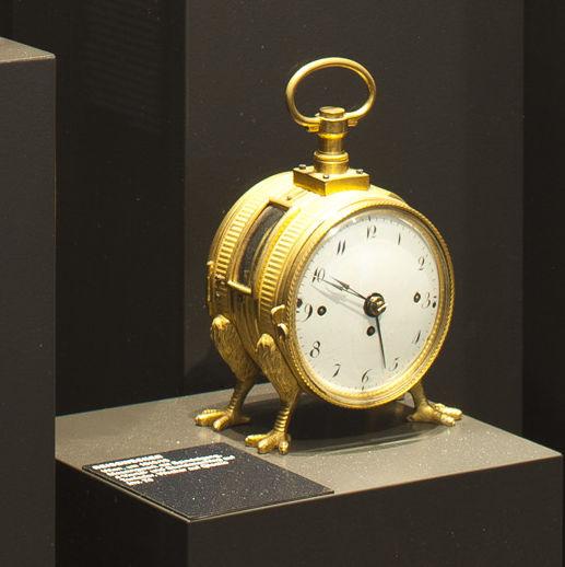 Museum am Mittag: Wecker