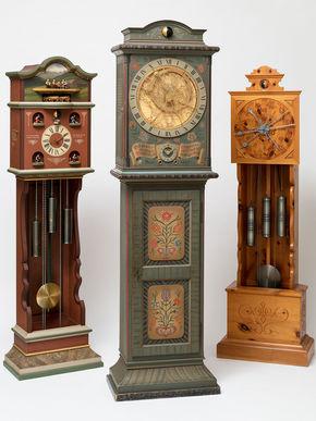 Logo Ausstellung Sonderausstellung: Astronomische Uhren von Werner Anderegg
