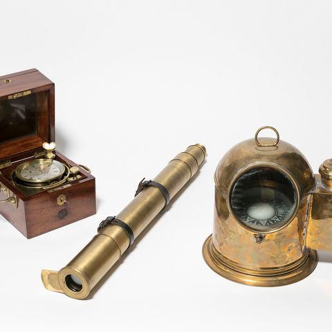 Museum am Mittag: Auf hoher See – Verschoben auf Fr 24.09.2021