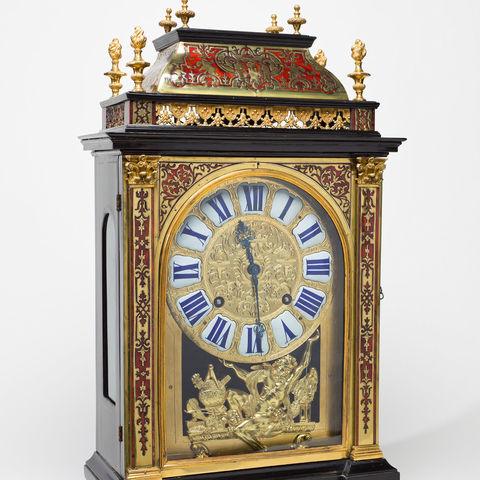 Museum am Mittag: Französische Boule-Pendulen