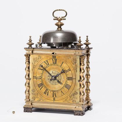 Museum am Mittag: Eine ungewöhnliche französische Tisch- und Reiseuhr