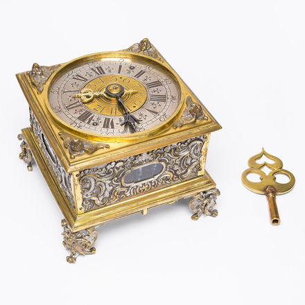 Logo L'art horloger en mouvement – La Collection horlogère Konrad Kellenberger