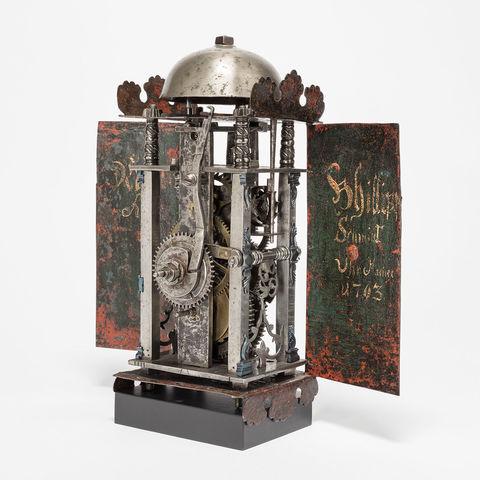 Museum am Mittag: Späte Eisenuhren – Abgesagt!