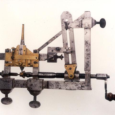Museum am Mittag: Uhrmacher-Werkzeuge