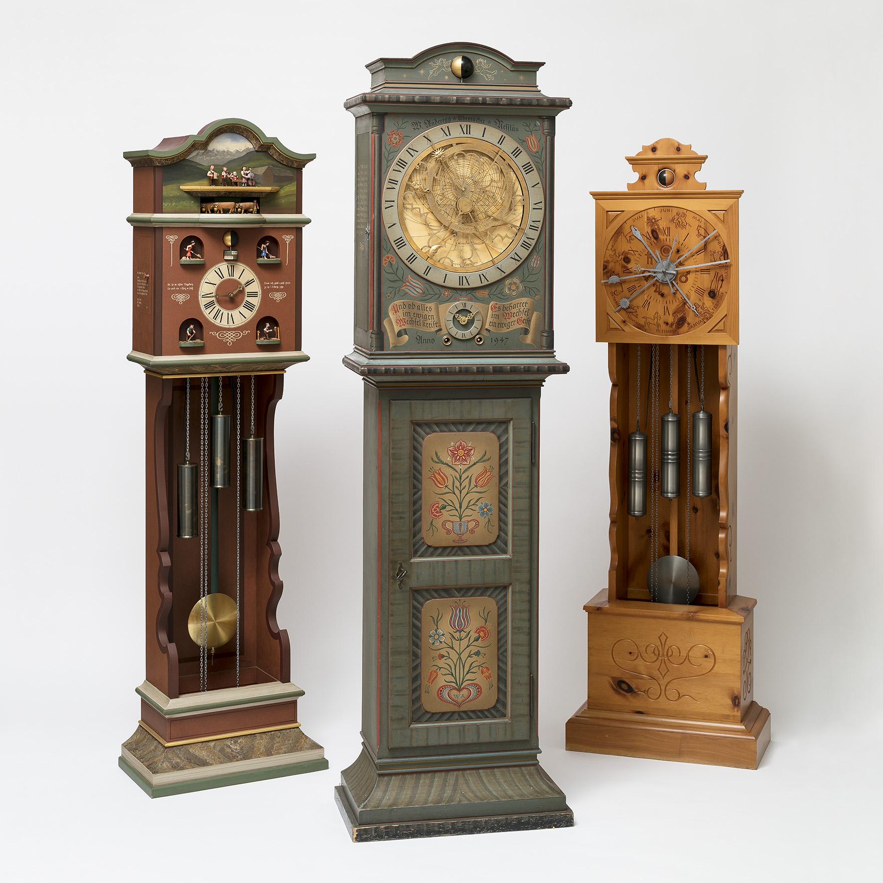Museum am Mittag: Astronomische Uhren von Werner Anderegg