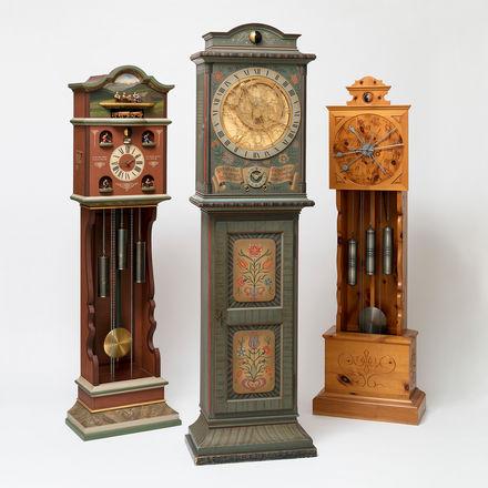 Logo Sonderausstellung: Astronomische Uhren von Werner Anderegg