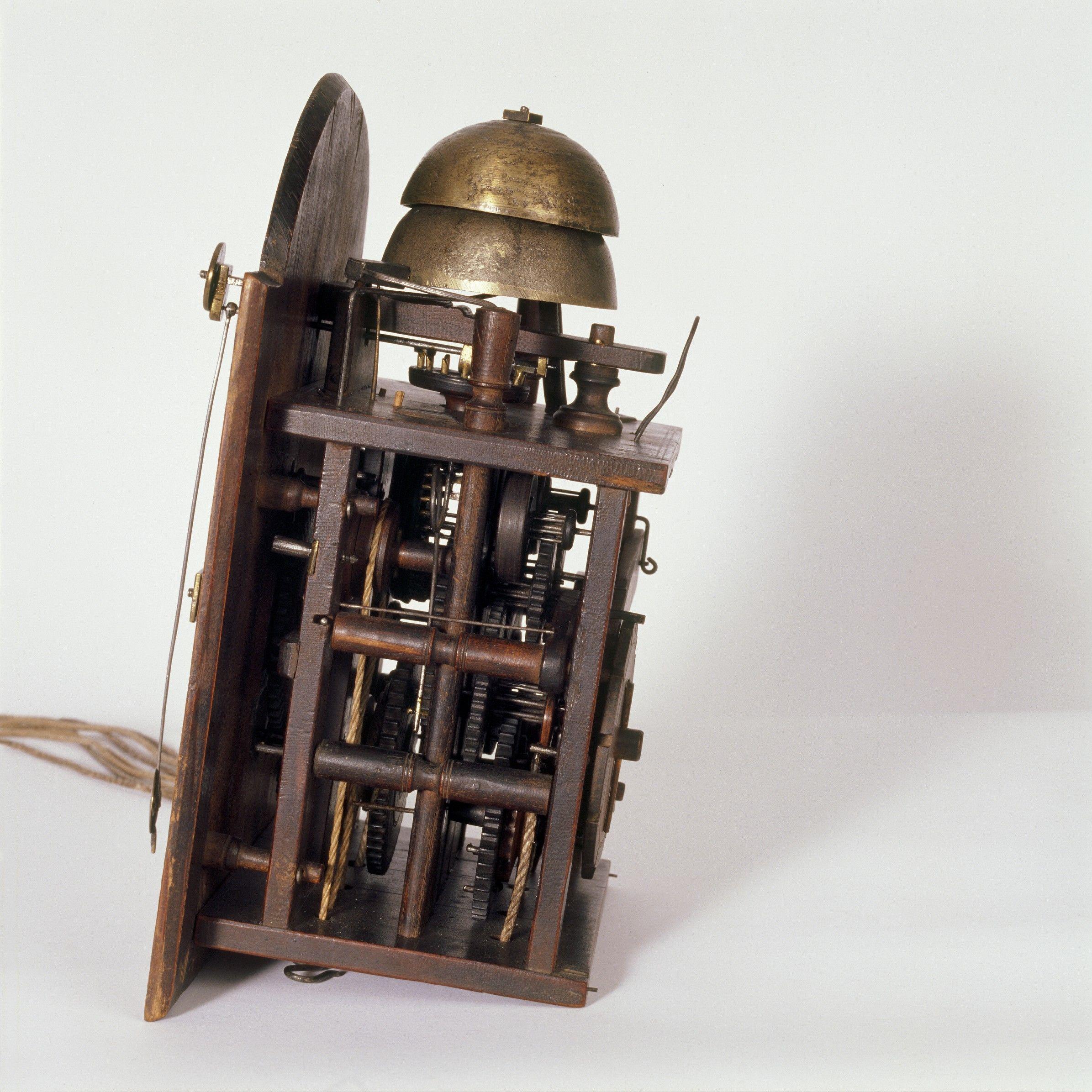 Museum am Mittag: Holzräderuhren aus dem Salzkammergut