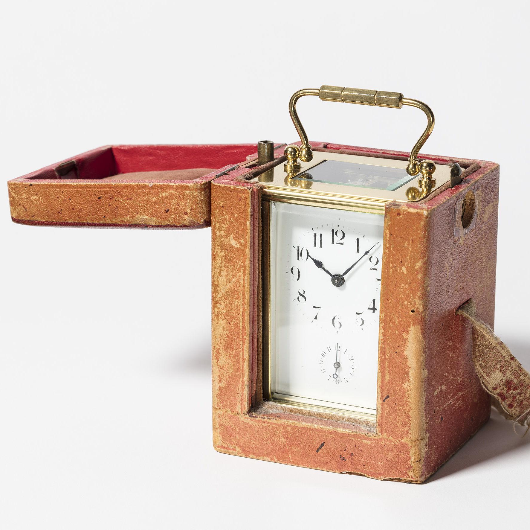 Museum am Mittag: Reiseuhren