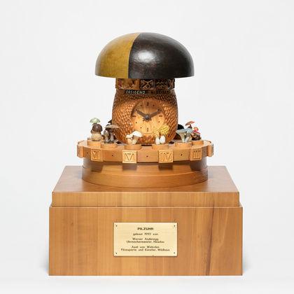 Fachtagung: Astronomische Uhren von Werner Anderegg