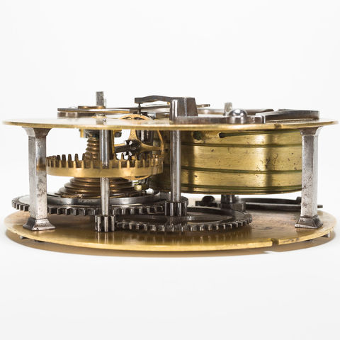 Museum am Mittag: Uhren mit Federzug