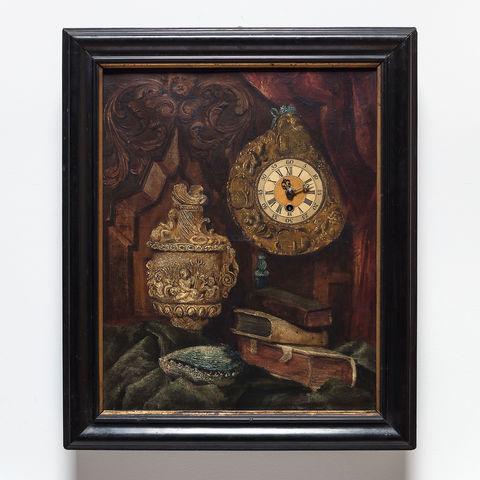 Museum am Mittag: Bilderuhren