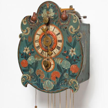 Museum am Mittag: Toggenburger Holzräderuhren
