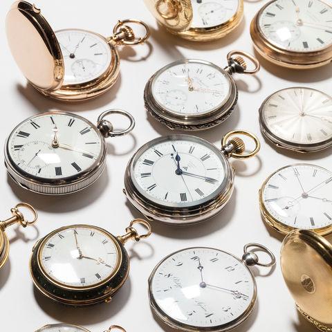 Museum am Mittag: 16 Augenblicke der Uhrgeschichte